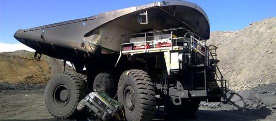 lady loretta mine paramedic mining qld  australia